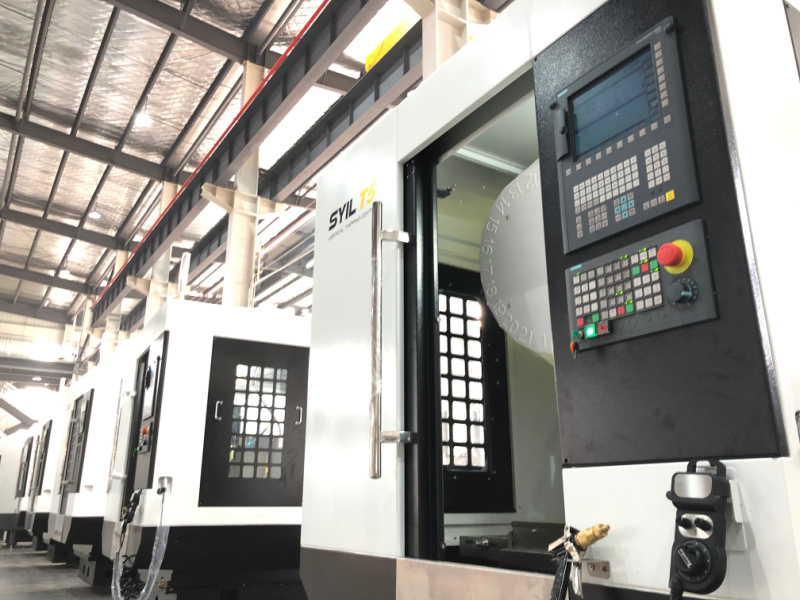 syil cnc support